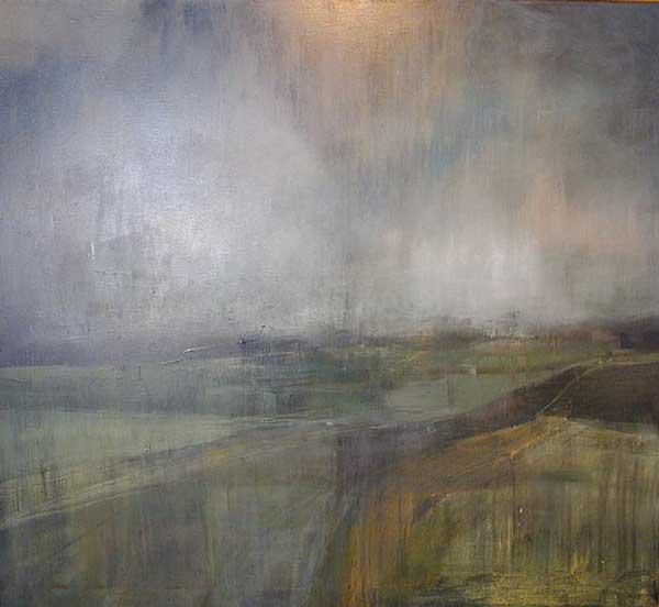 Kenneth Blom · Landskap · 2000 · 170 x 190 cm: http://www.kennethblom.com/exhibitions.php?exhibition=2