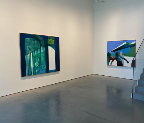 Kenneth Blom · galleri Haaken. Oslo · 2020